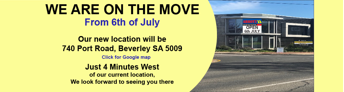 Printing Services Adelaide | We are on the move