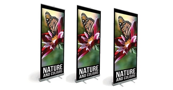 Printing Services Adelaide | Standard Indoor Pull up banners