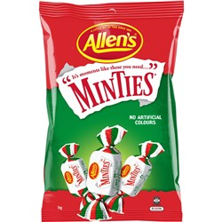 Printing Services Adelaide | MINTIES 1KG BAG